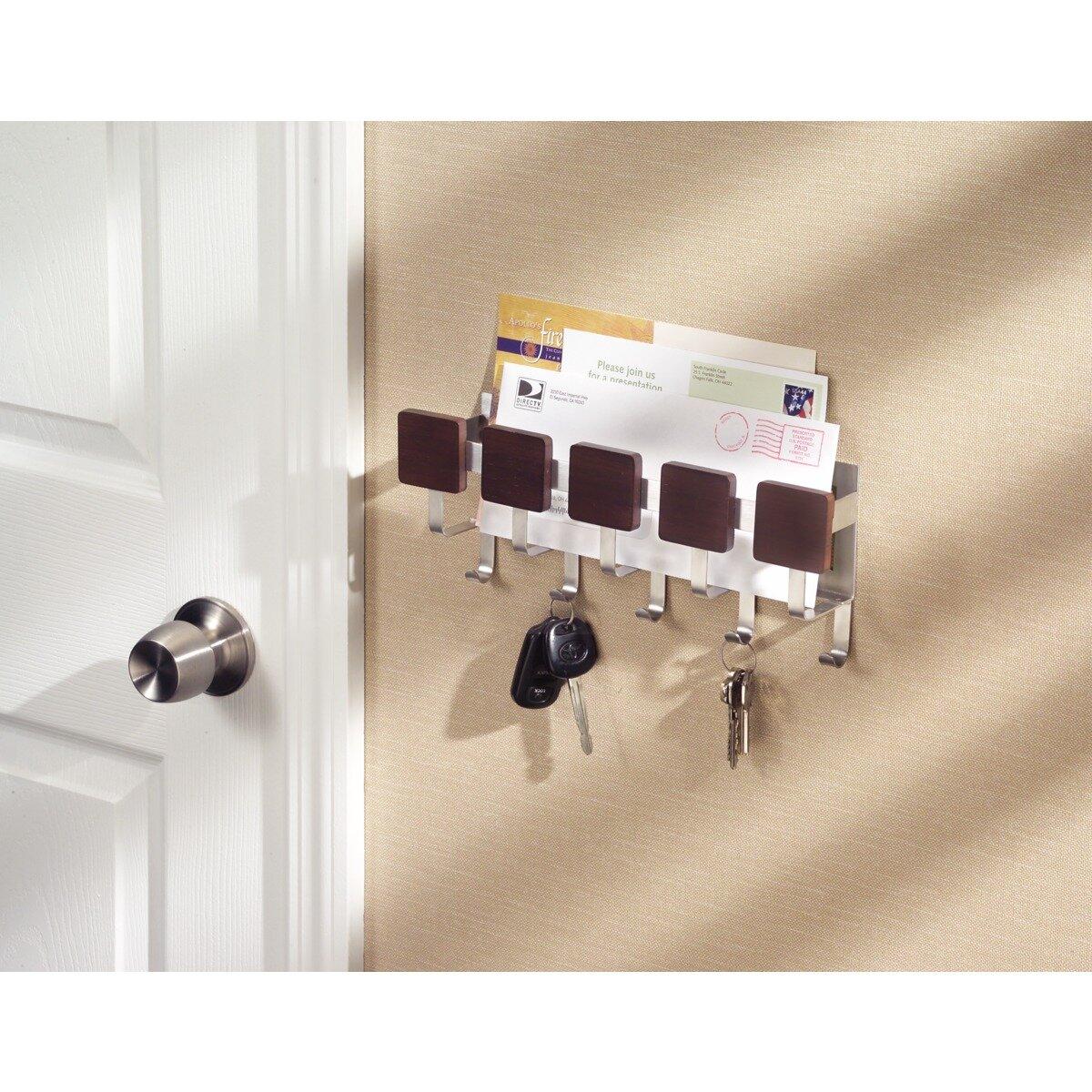 Interdesign Formbu Key Hooks Amp Reviews Wayfair
