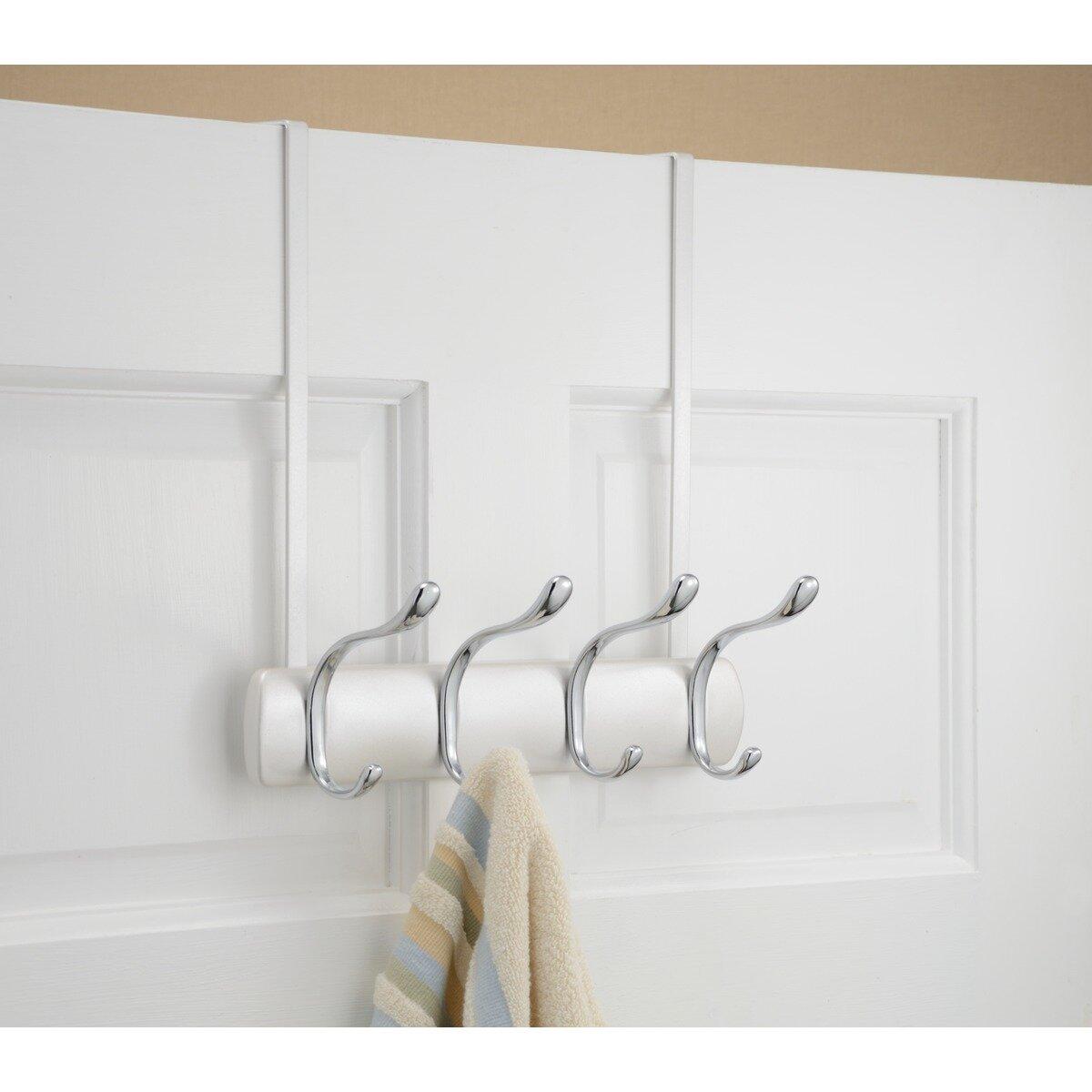 Interdesign Bruschia Over The Door Towel Rack Amp Reviews