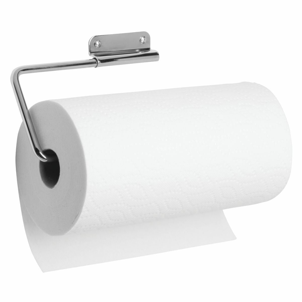 Interdesign swivel wall mounted toilet paper holder wayfair - Interdesign toilet paper holder ...
