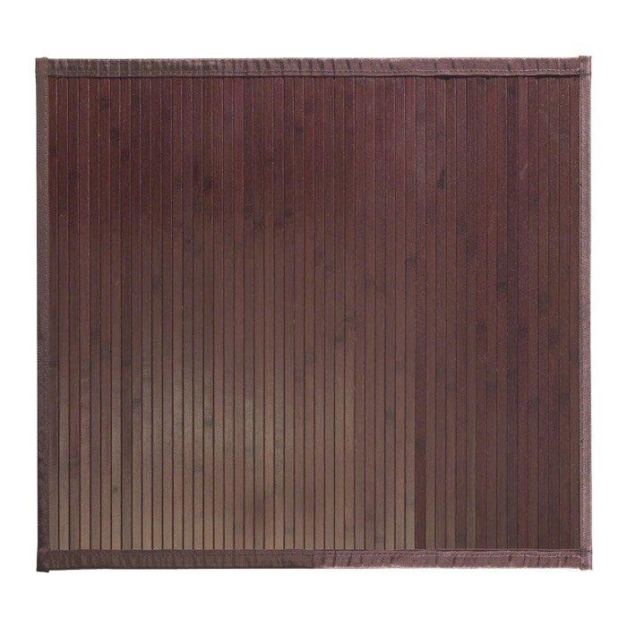 Interdesign Formbu Bamboo Bath Mat Reviews Wayfair