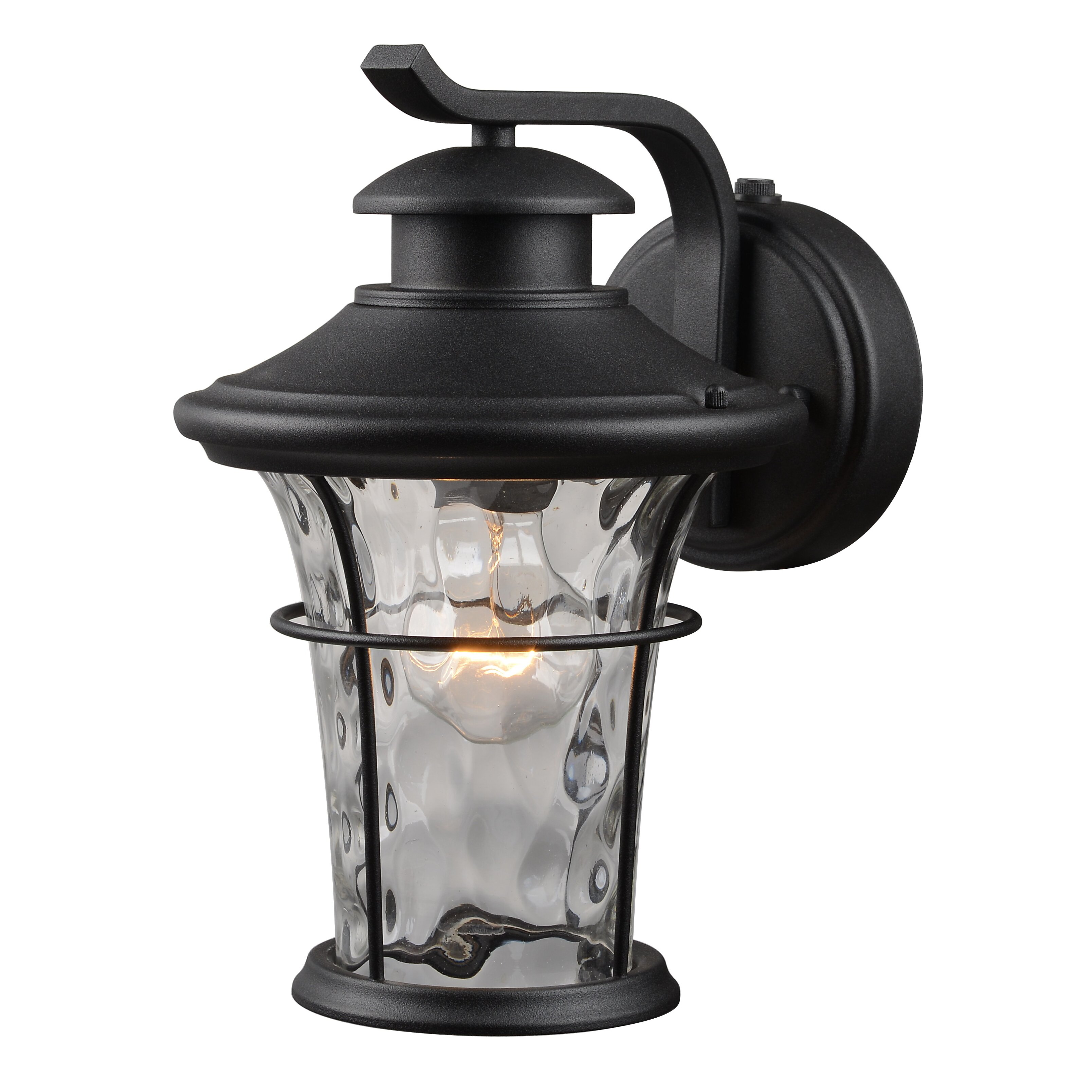 Hardware House 1 Light Outdoor Wall Lantern & Reviews Wayfair