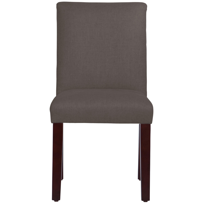 Skyline Furniture Upholstered Linen Uptown Side Chair