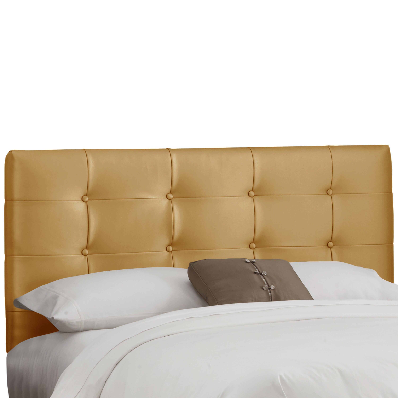 Skyline Furniture Tufted Upholstered Headboard Wayfair