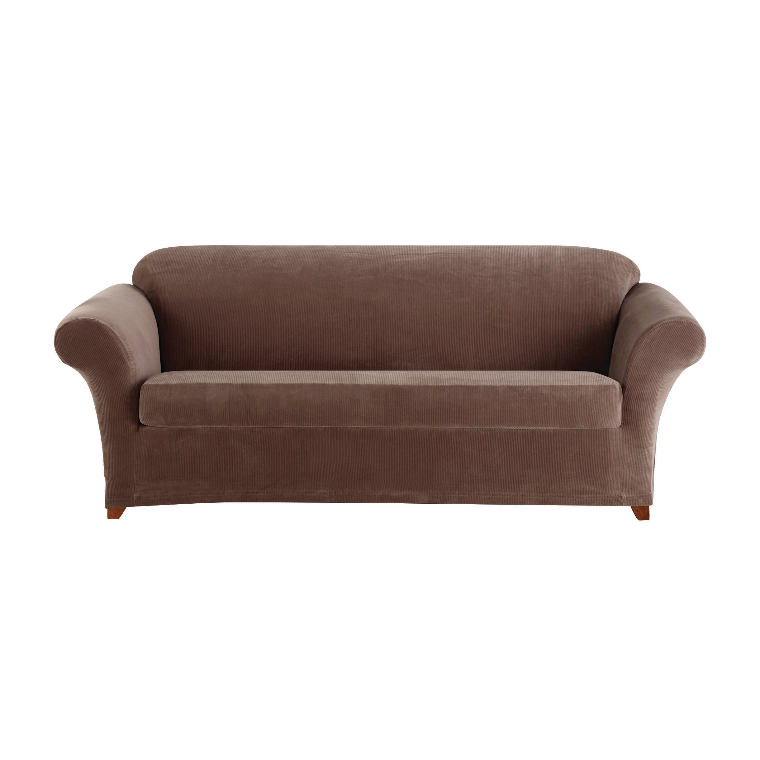 Buy sure fit 174 stretch pearson 2 sofa slipcover in from bed bath beyond Loveseat stretch slipcovers