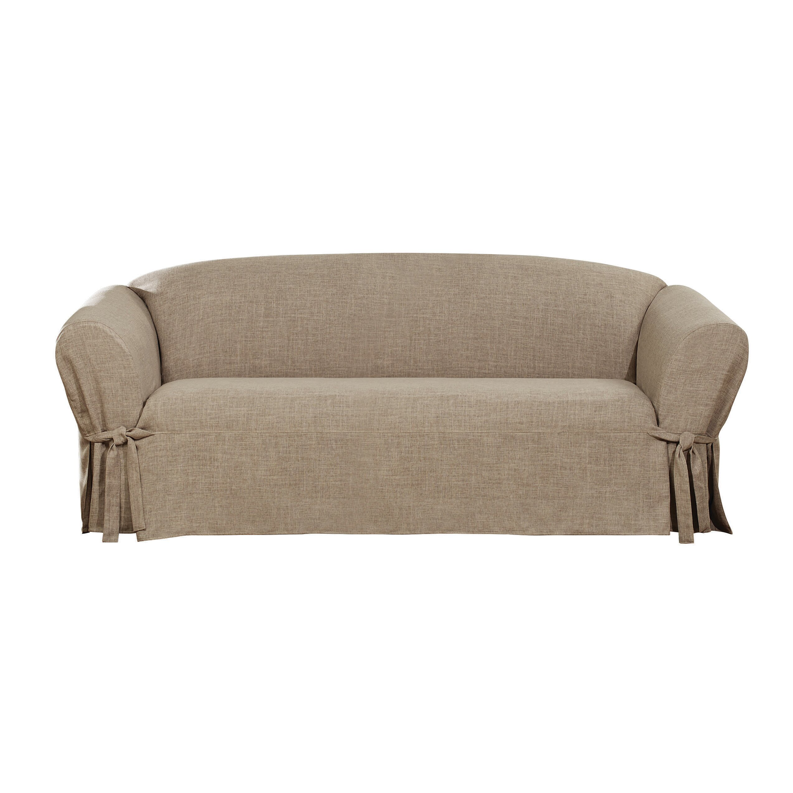 Fitted Sofa Slipcovers Fitted Slipcovers For Sofas And Loveseats Home Design Ideas