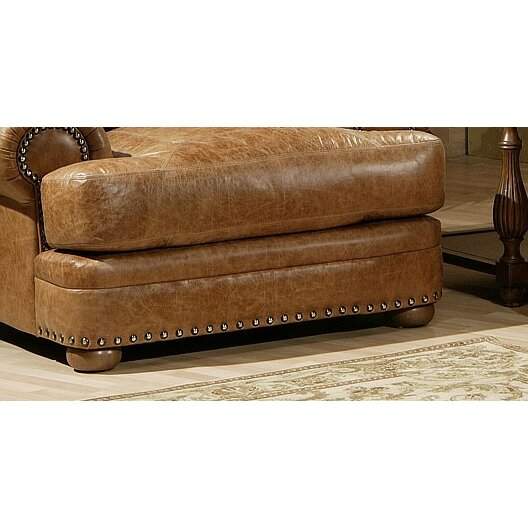 omnia leather houston leather chair reviews wayfair