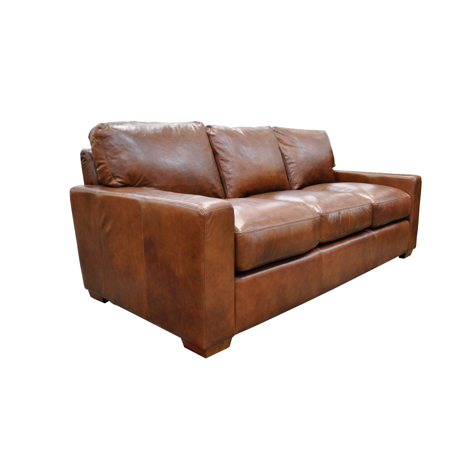 Omnia Leather City Craft Leather Sofa Reviews