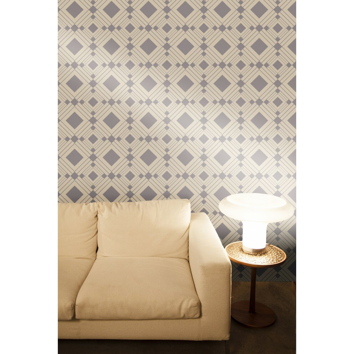 Tempaper Tempaper Diamond Self Adhesive Removable