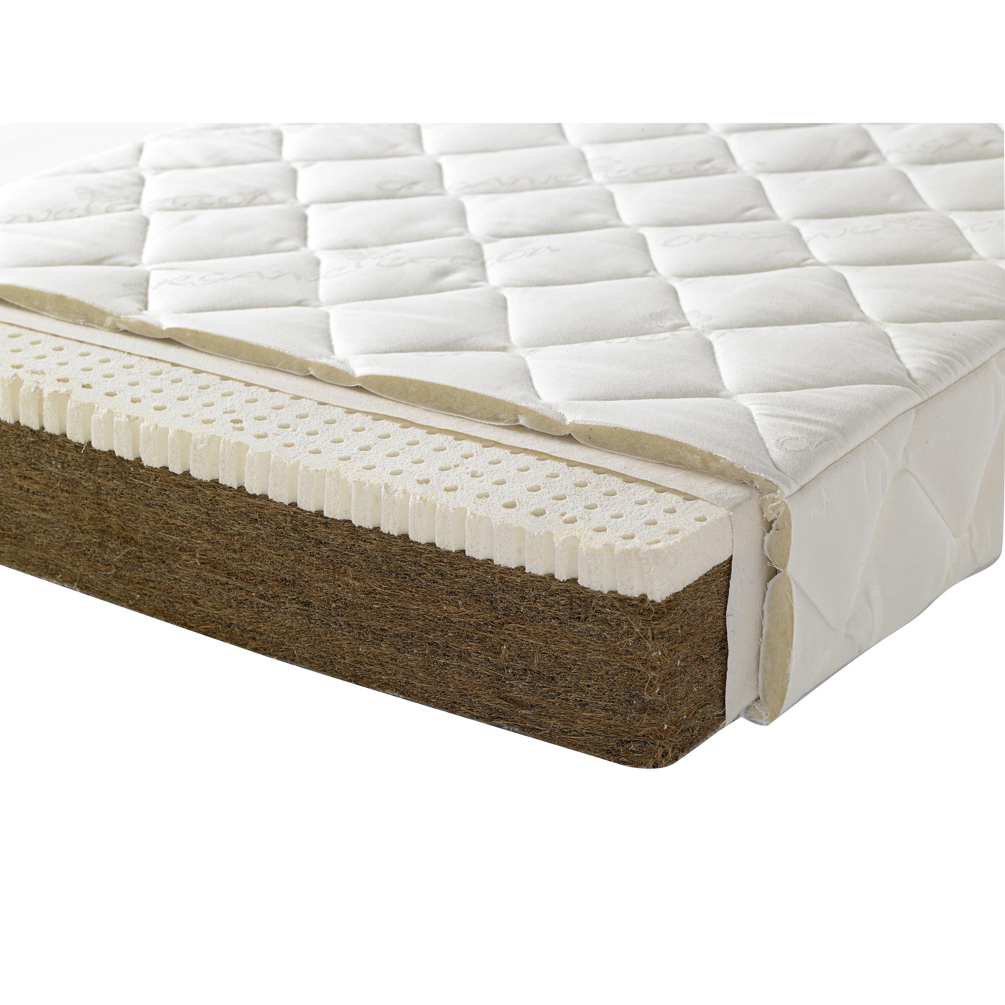 organic crib mattress reviews greenbuds primrose deluxe