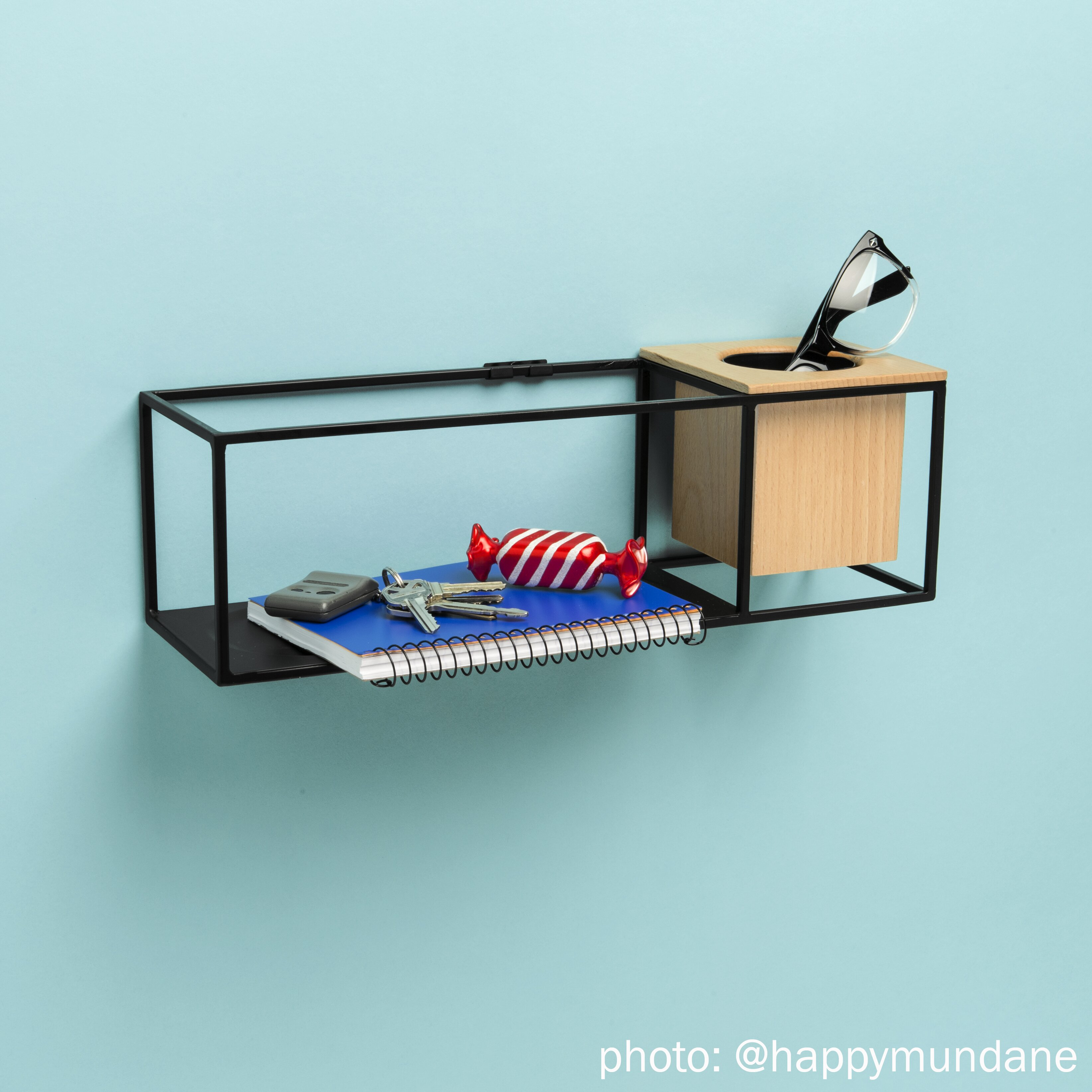 Umbra Cubist Floating Shelf Display Amp Reviews Wayfair