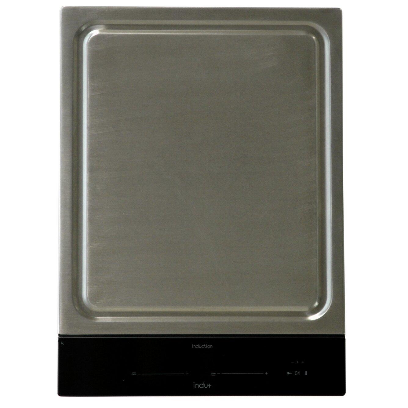 indu induction cooking plate wayfair uk. Black Bedroom Furniture Sets. Home Design Ideas