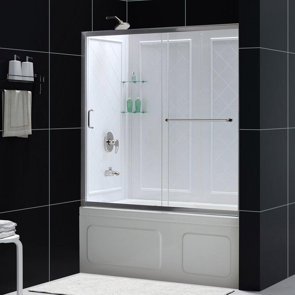 32 X 32 Glass Shower Enclosure
