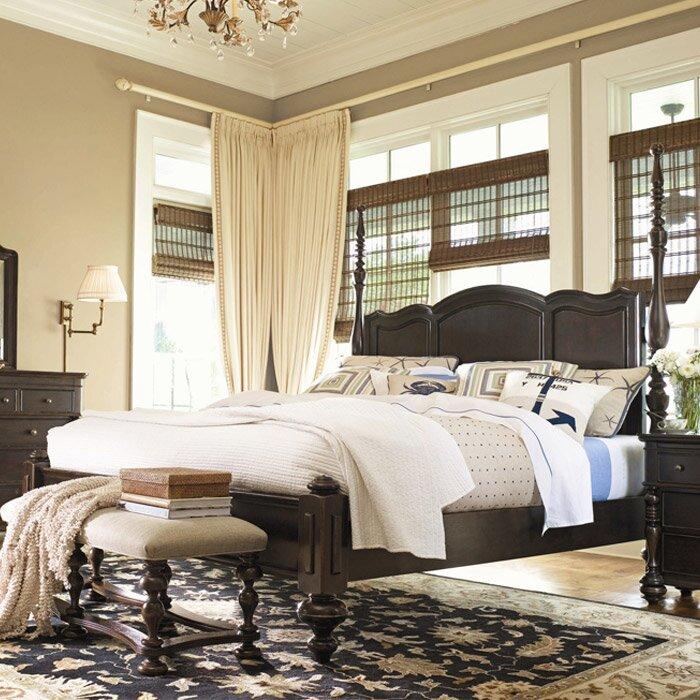 Universal Furniture Paula Deen Home Panel Bed Reviews Wayfair