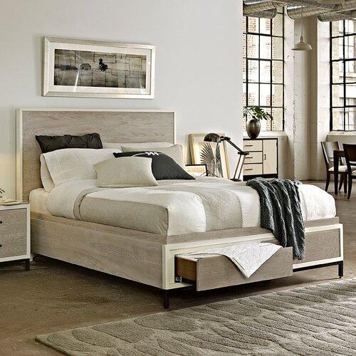 Universal Furniture Spencer Storage Platform Bed Reviews Wayfair