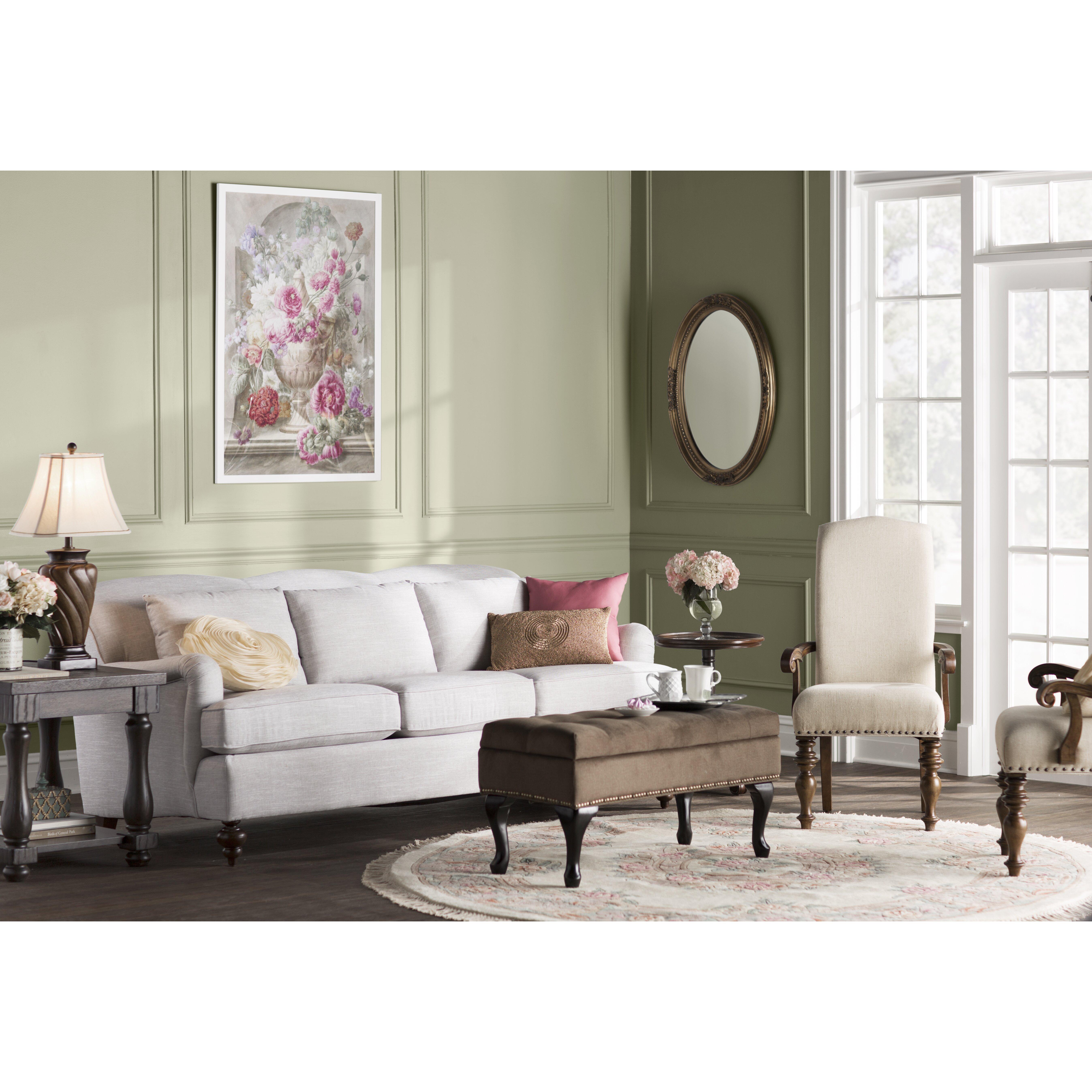 Universal Furniture Curated Downton Sofa Reviews Wayfair