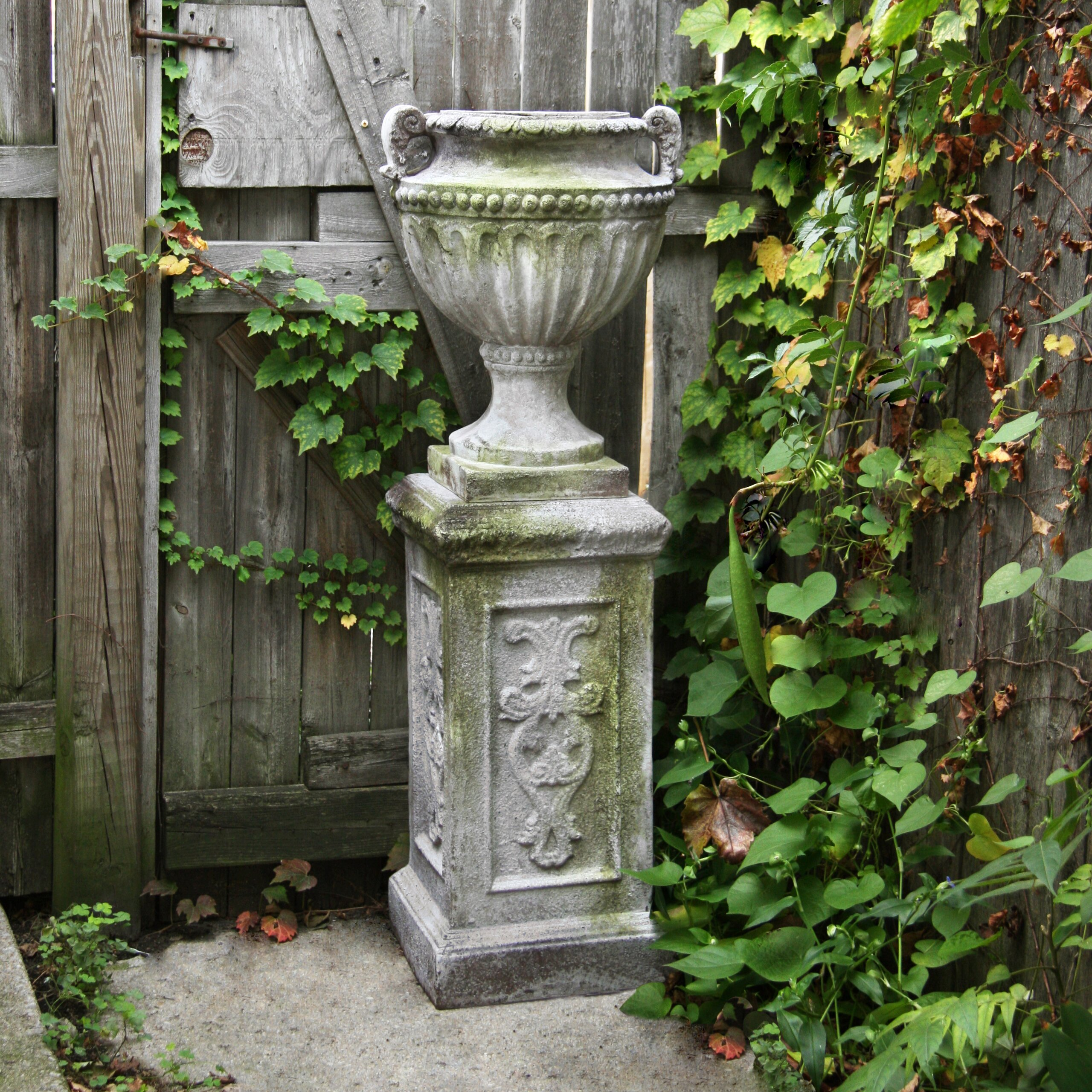 OrlandiStatuary Round Urn Planter & Reviews