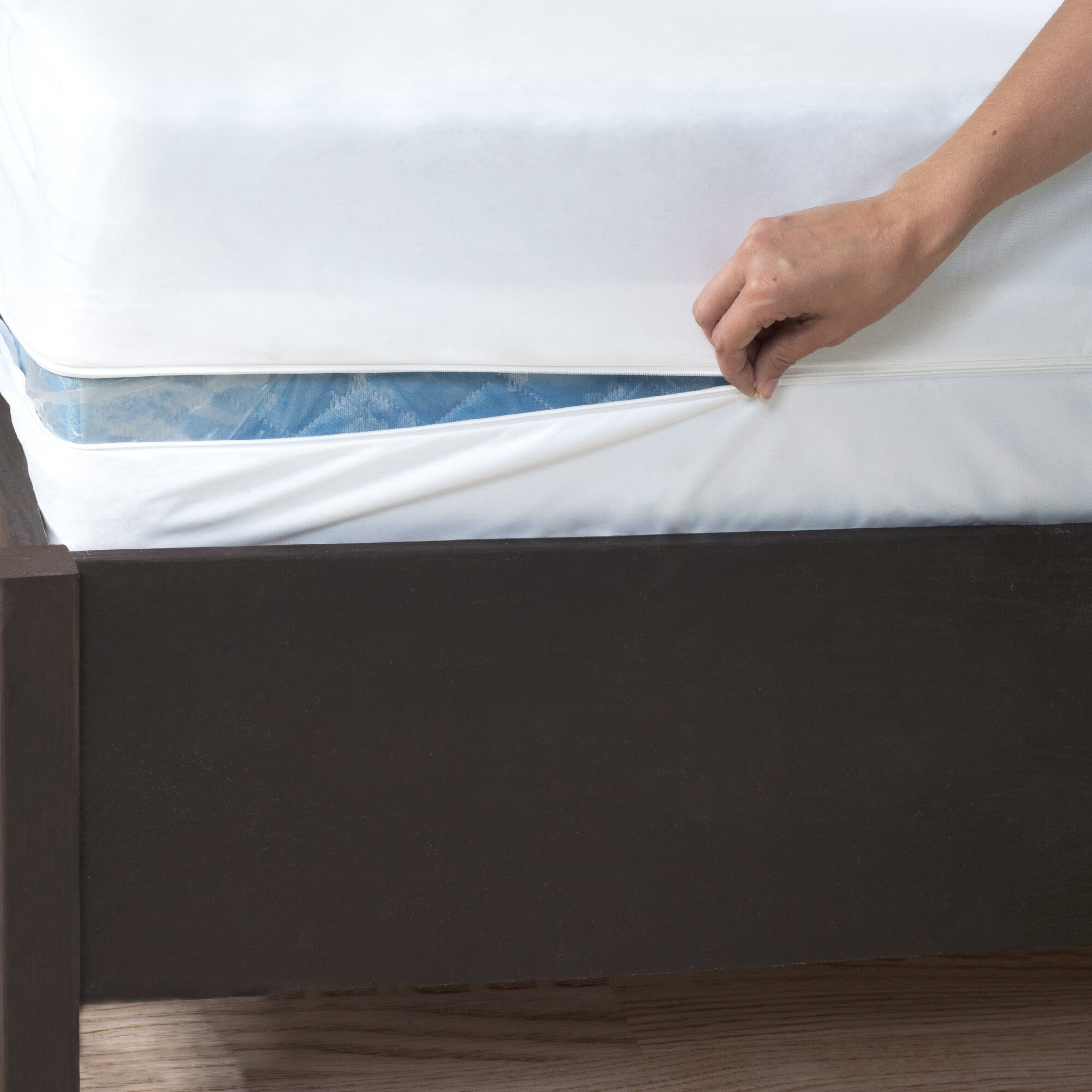Twin Bed Bug Mattress Protector