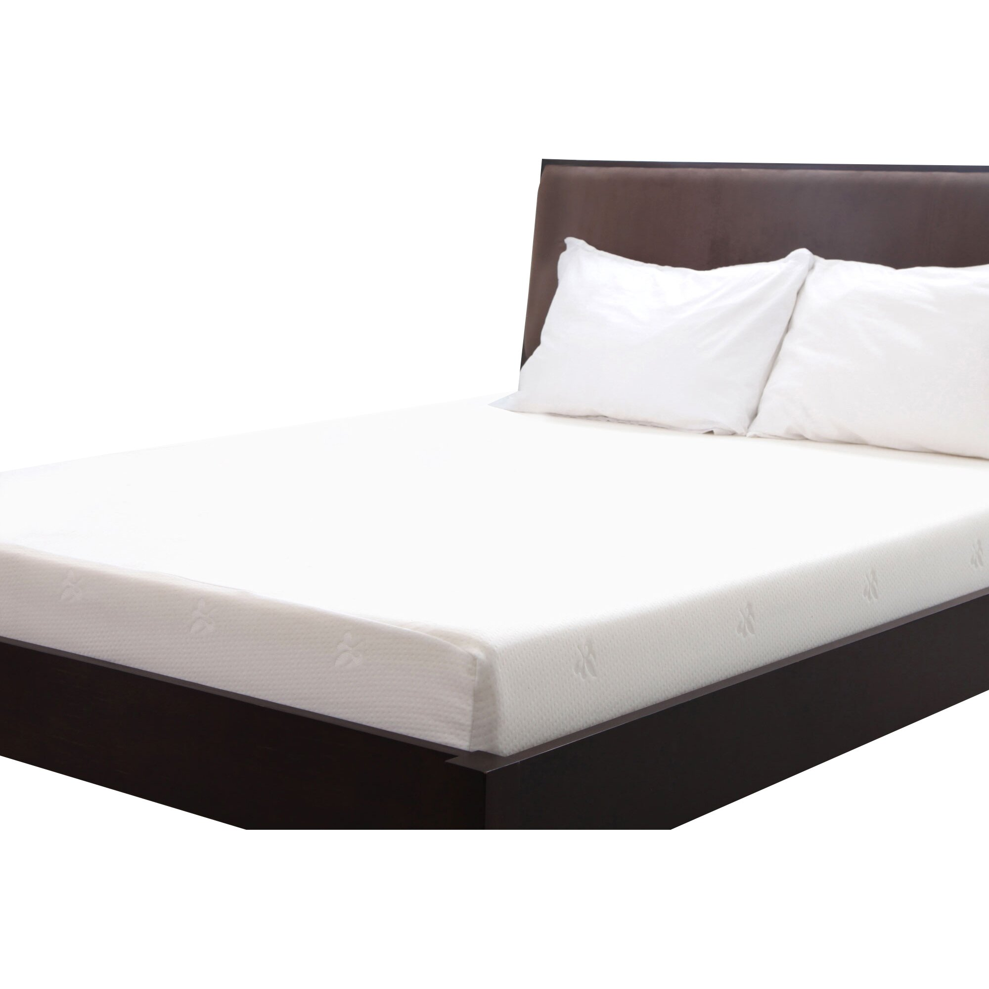 "Remedy 8"" Memory Foam Mattress"