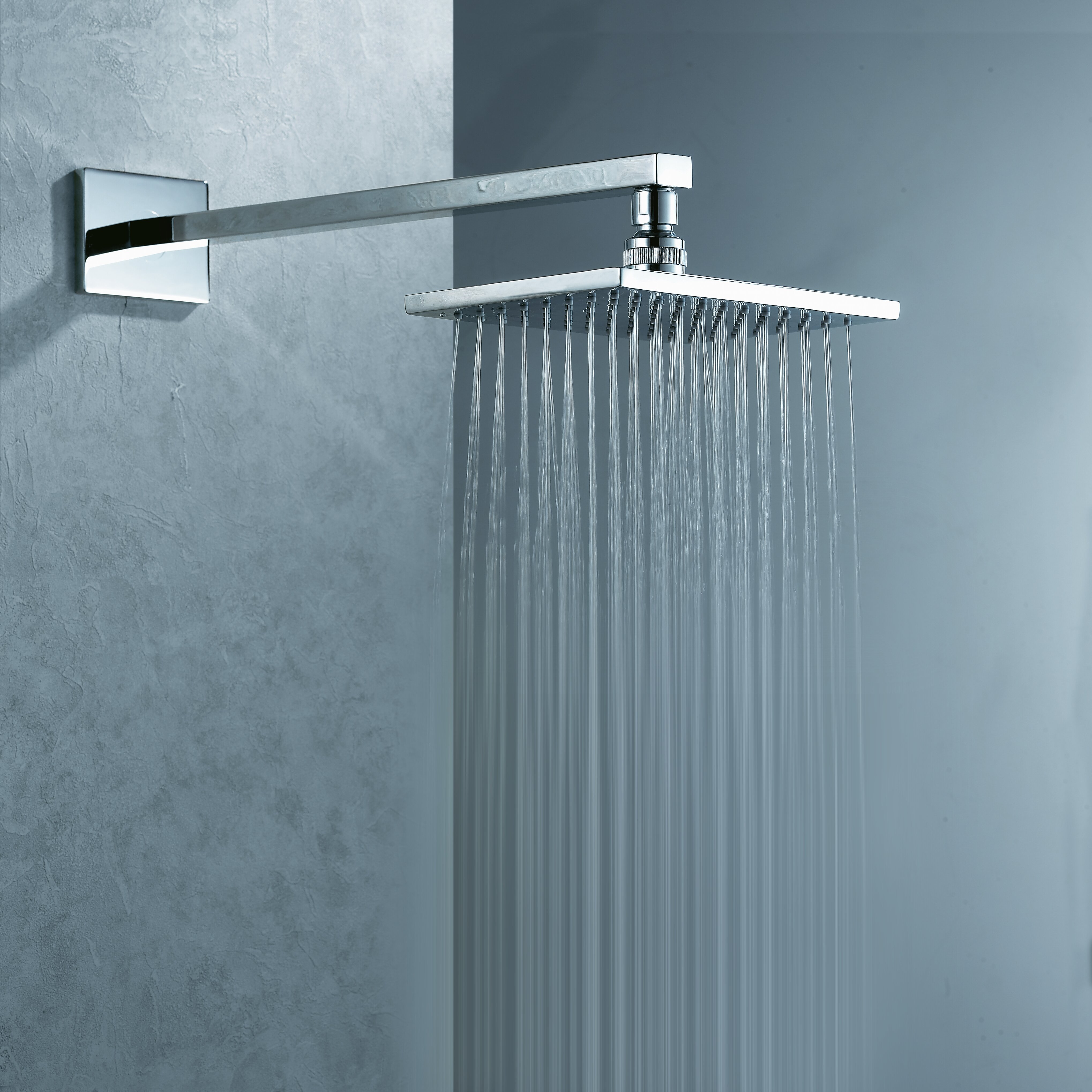 artos safire wall mount rain shower head reviews wayfair