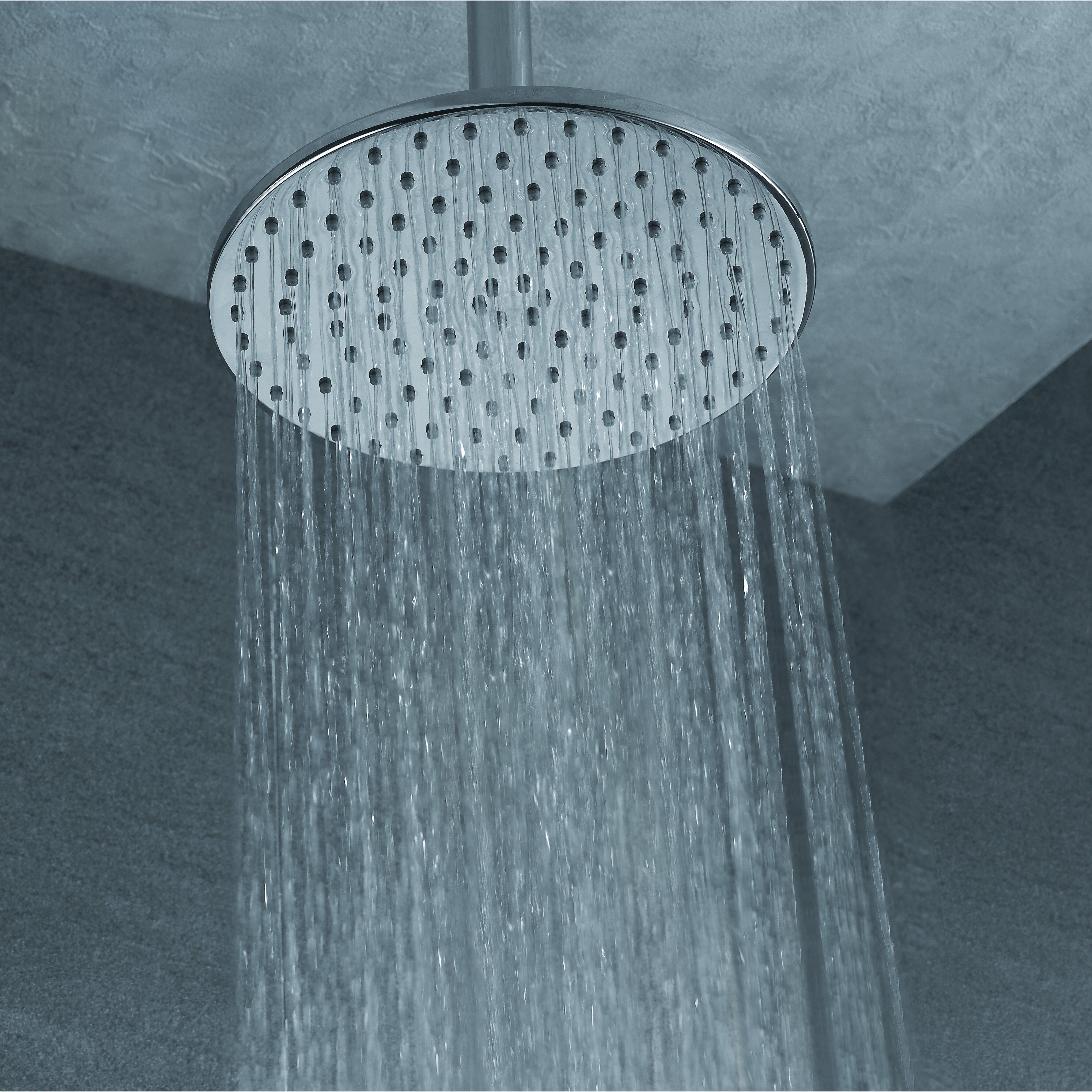 Artos Opera Ceiling Mount Rain Shower Head Amp Reviews Wayfair