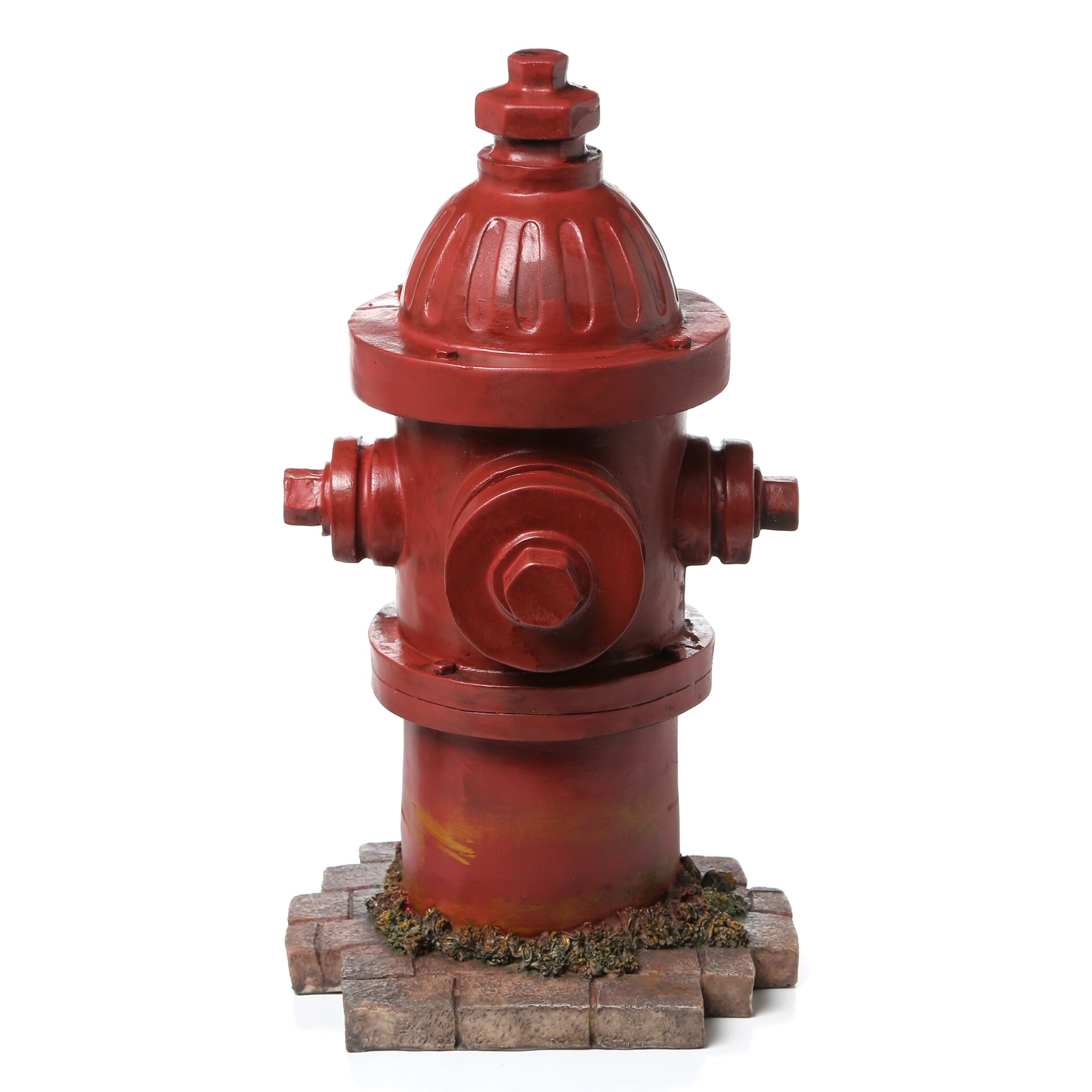 how to make a fire hydrant
