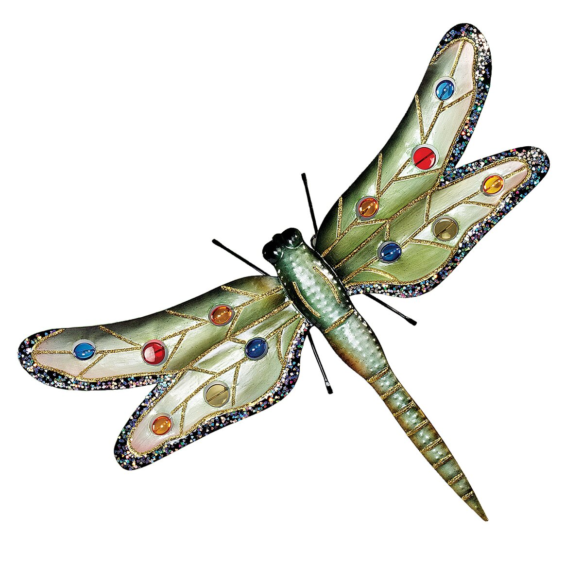 Design Toscano Oversized Dragonfly Wall Decor Amp Reviews