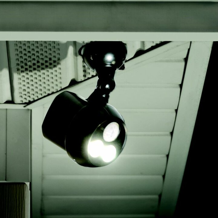 Mr Beams 1 Head Led Outdoor Spotlight Amp Reviews Wayfair