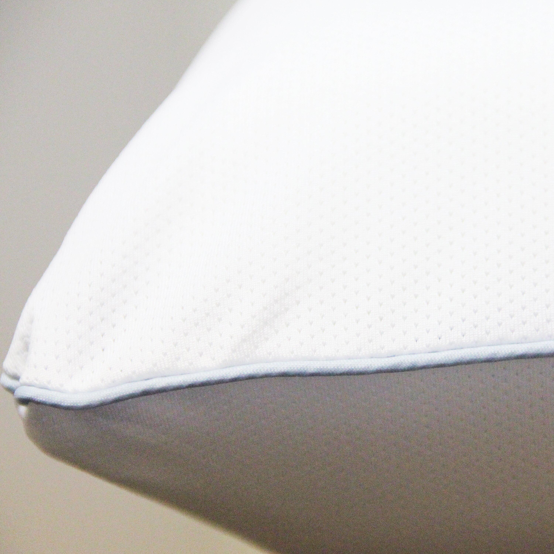 Classic Brands Reversible Cool Gel Memory Foam Queen Pillow Reviews Wayfair
