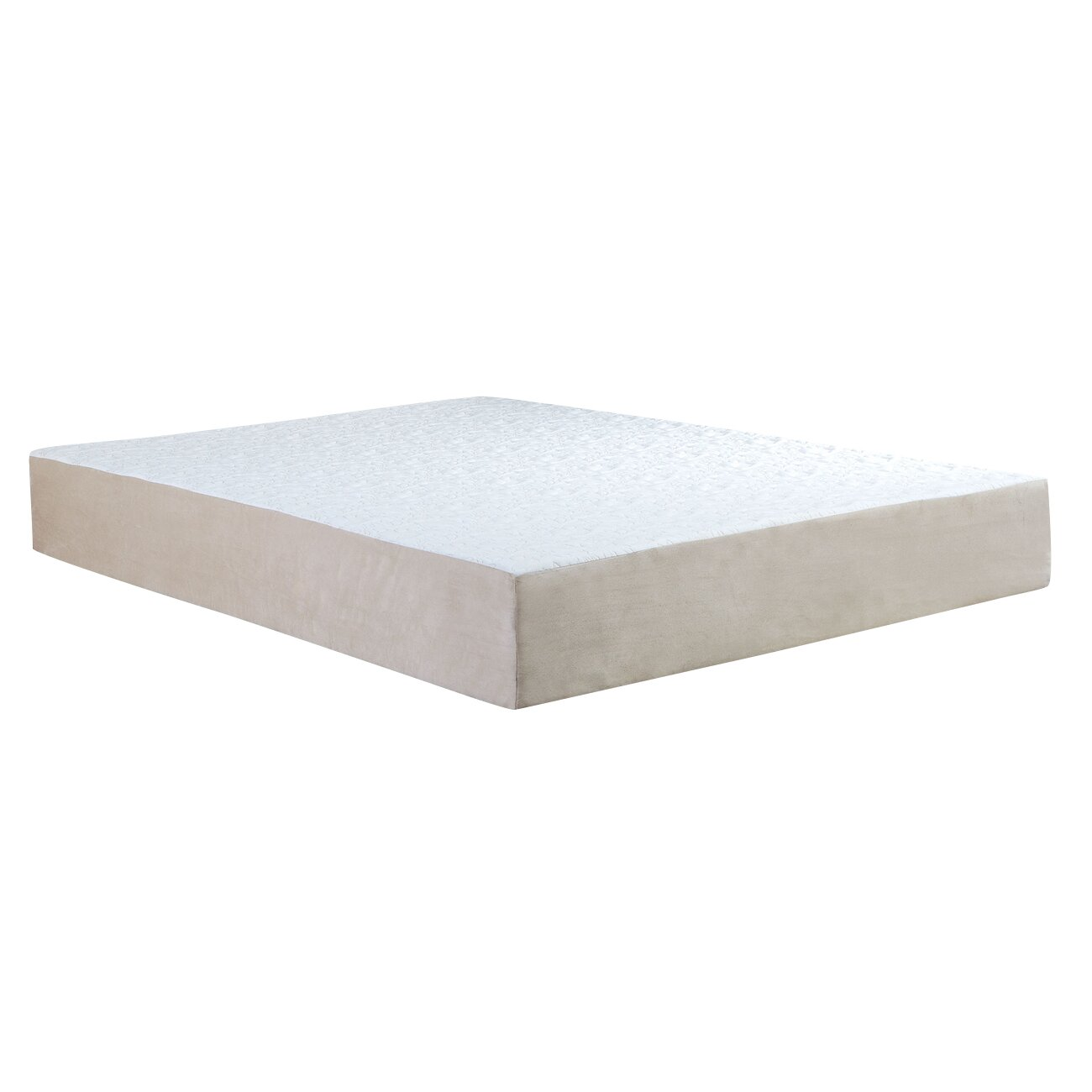 classic brands 10 memory foam mattress reviews