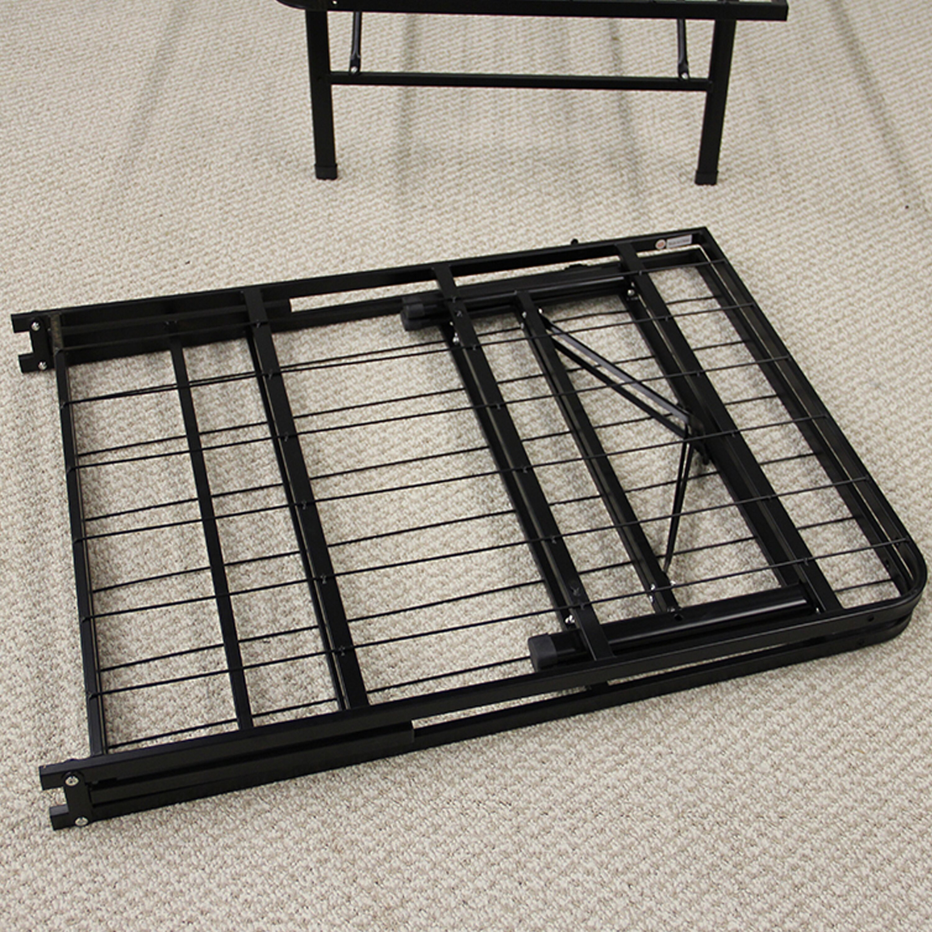 classic brands hercules 14 platform heavy duty metal bed frame reviews wayfair. Black Bedroom Furniture Sets. Home Design Ideas