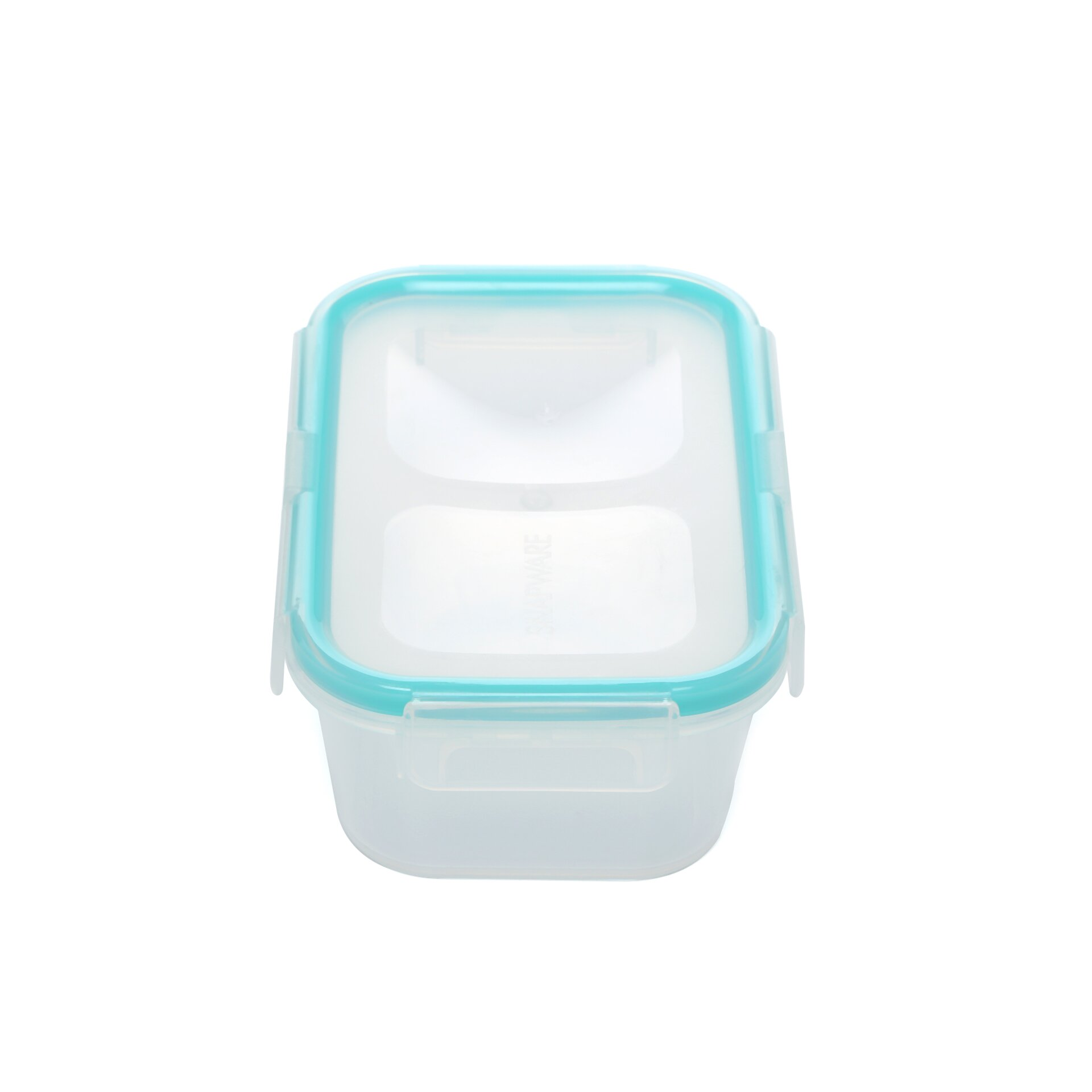 This Snapware Piece storage container set is a low cost version of the higher quality (and more expensive) Lock & Lock storage containers. The Snapware is made of fairly sturdy BPA free polypropylene (i.e., plastic) that has a good durable feel to it.