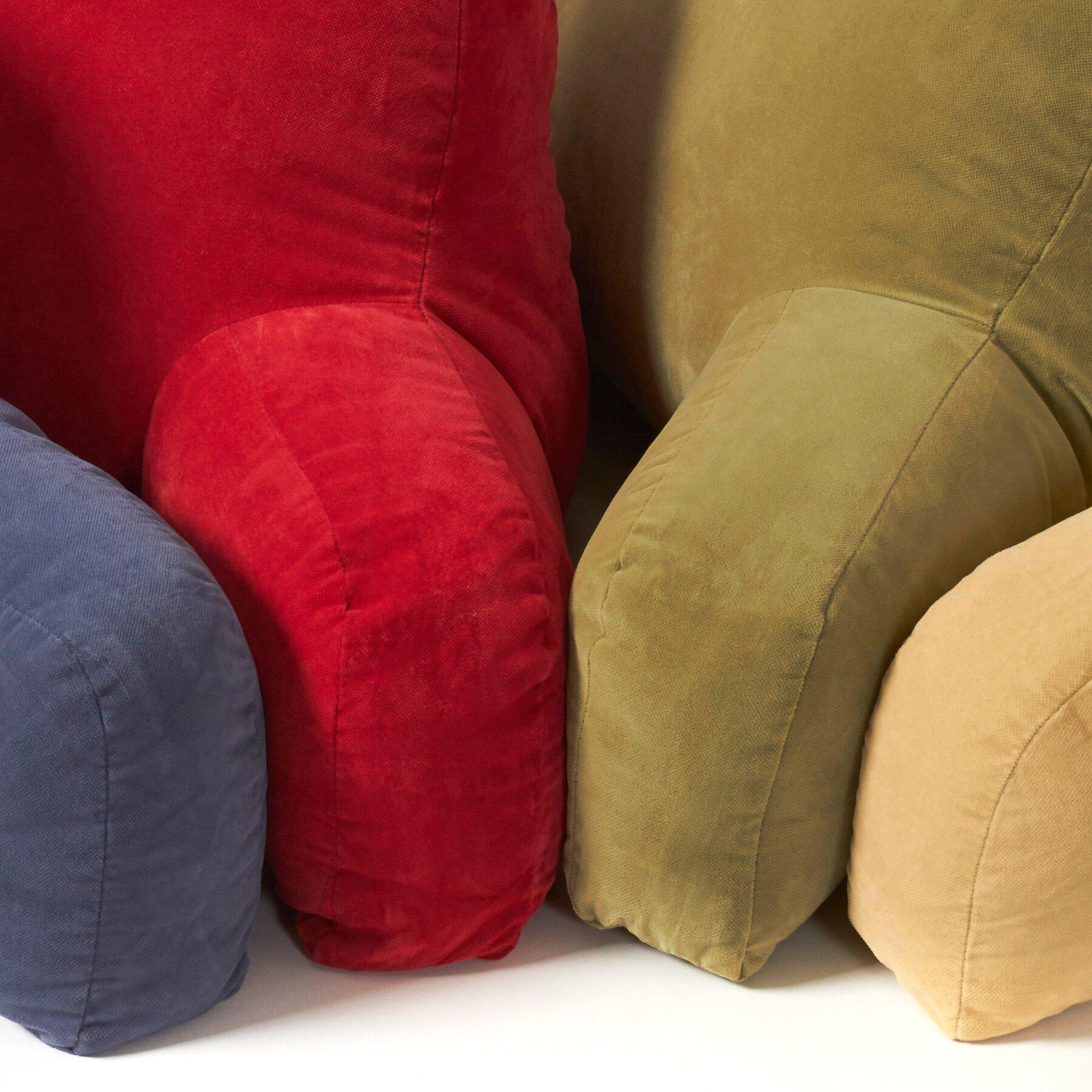 greendale home fashions hyatt bed rest pillow reviews
