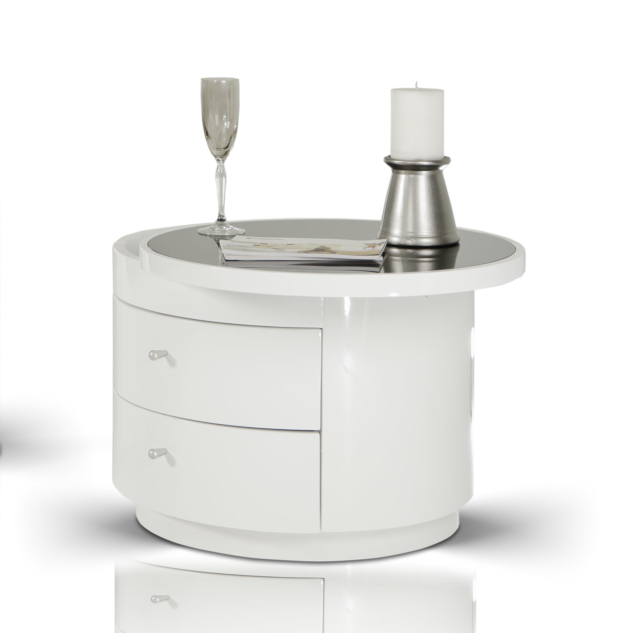 Vig Furniture Modrest 2 Drawer Nightstand Reviews
