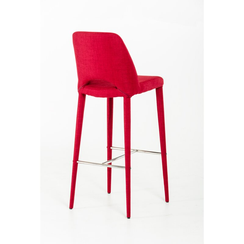 Vig Furniture Modrest Williamette 30 Bar Stool Reviews Wayfair