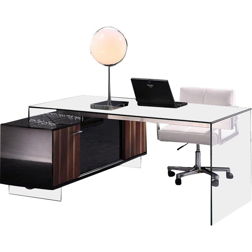 Vig Furniture Alaska Writing Desk Reviews Wayfair