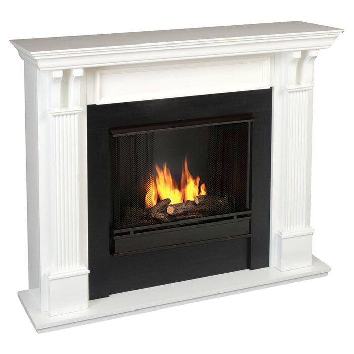 Real Flame Ashley Gel Fuel Fireplace Reviews Wayfair