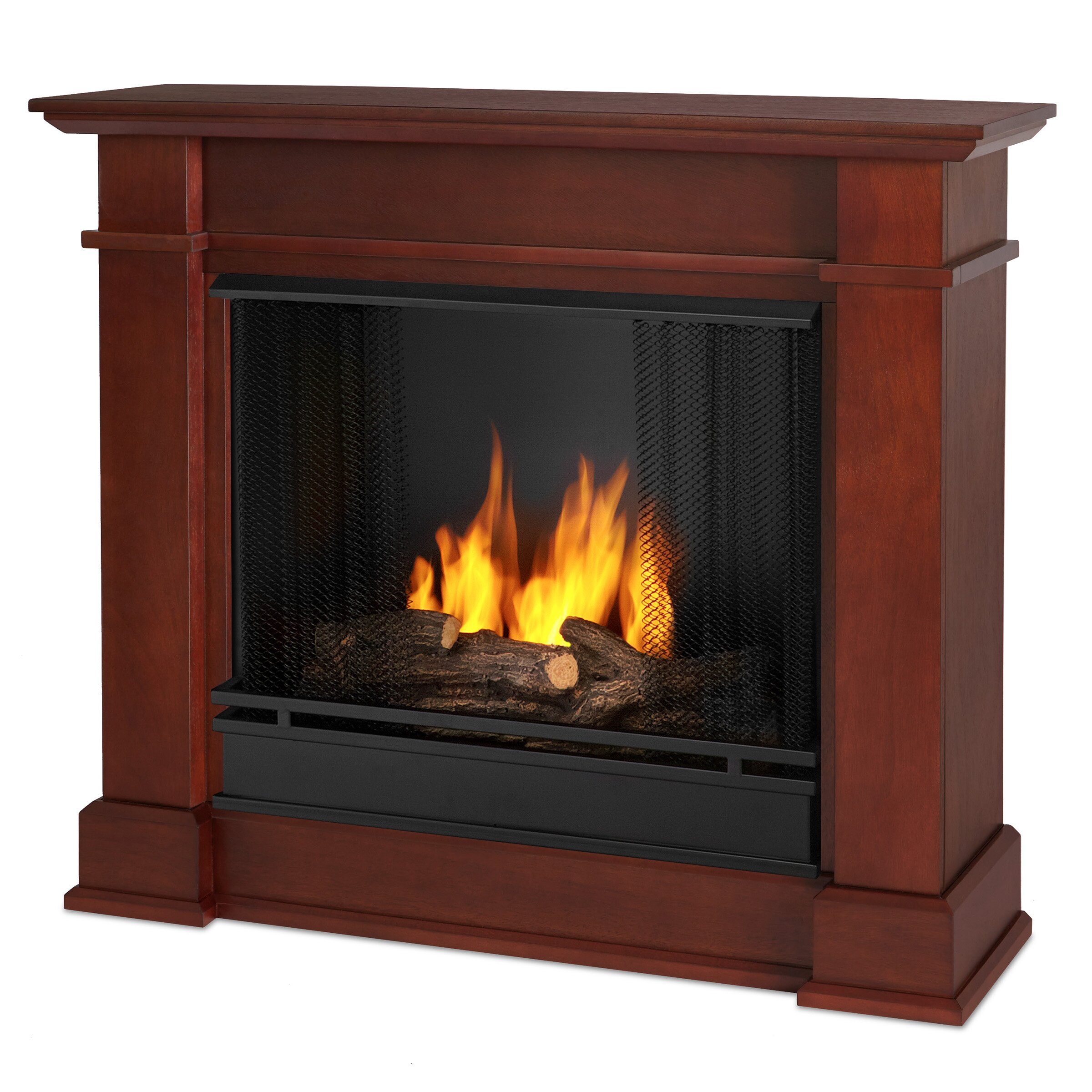 Real Flame Devin Petite Gel Fuel Fireplace Reviews Wayfair