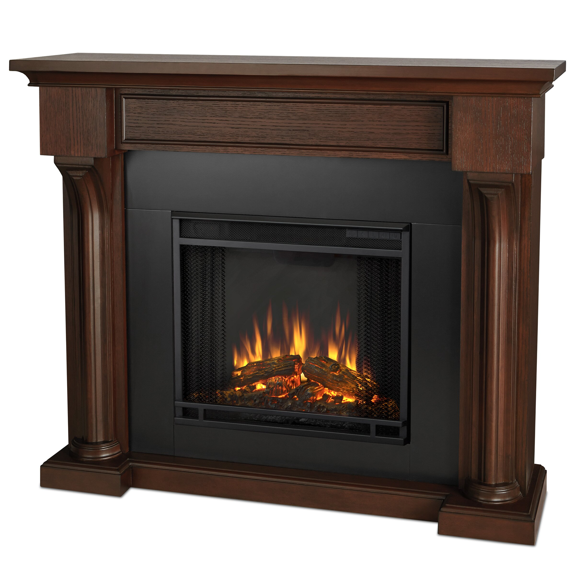 Real Flame Verona Electric Fireplace Amp Reviews Wayfair
