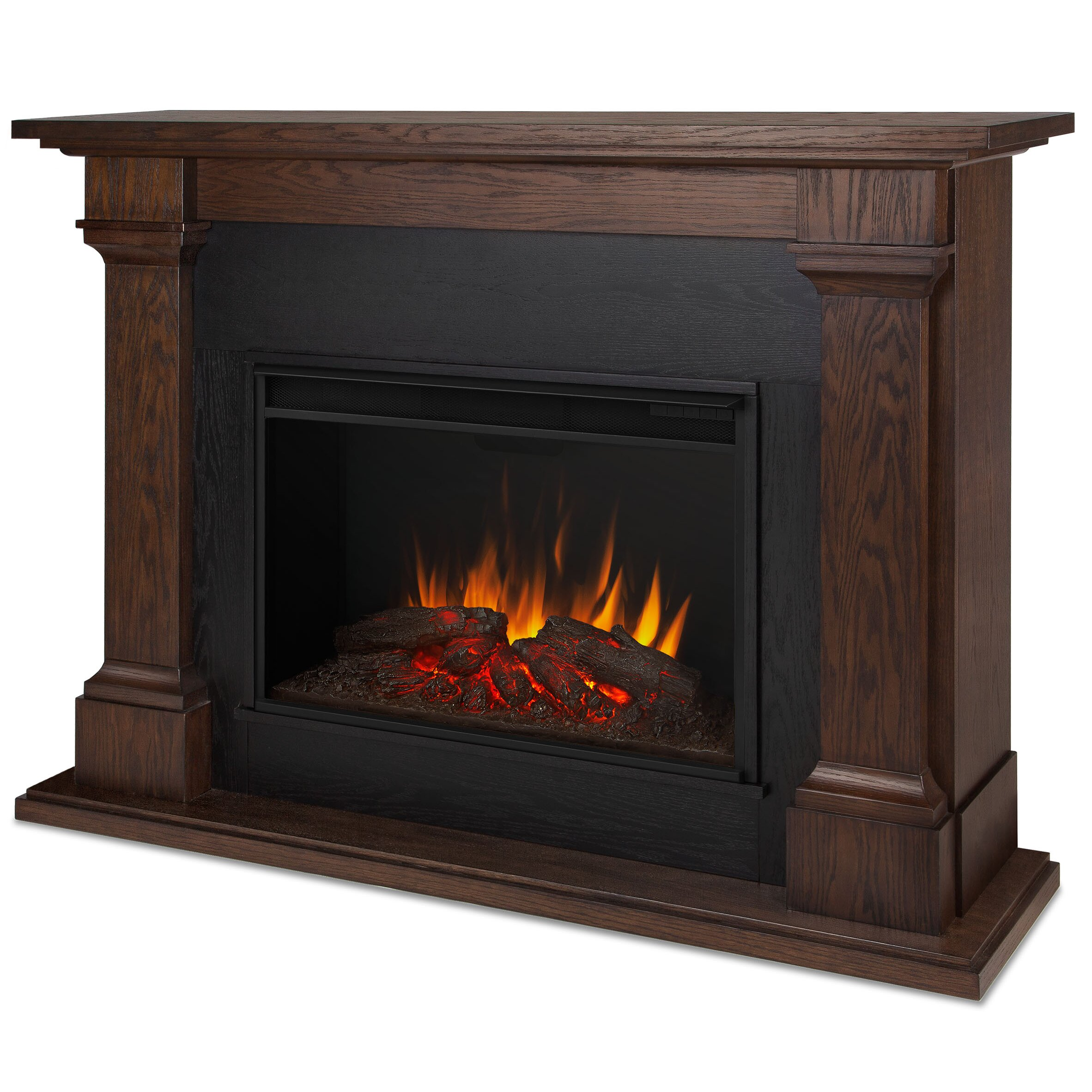 Real Flame Callaway Grand Electric Fireplace & Reviews ...