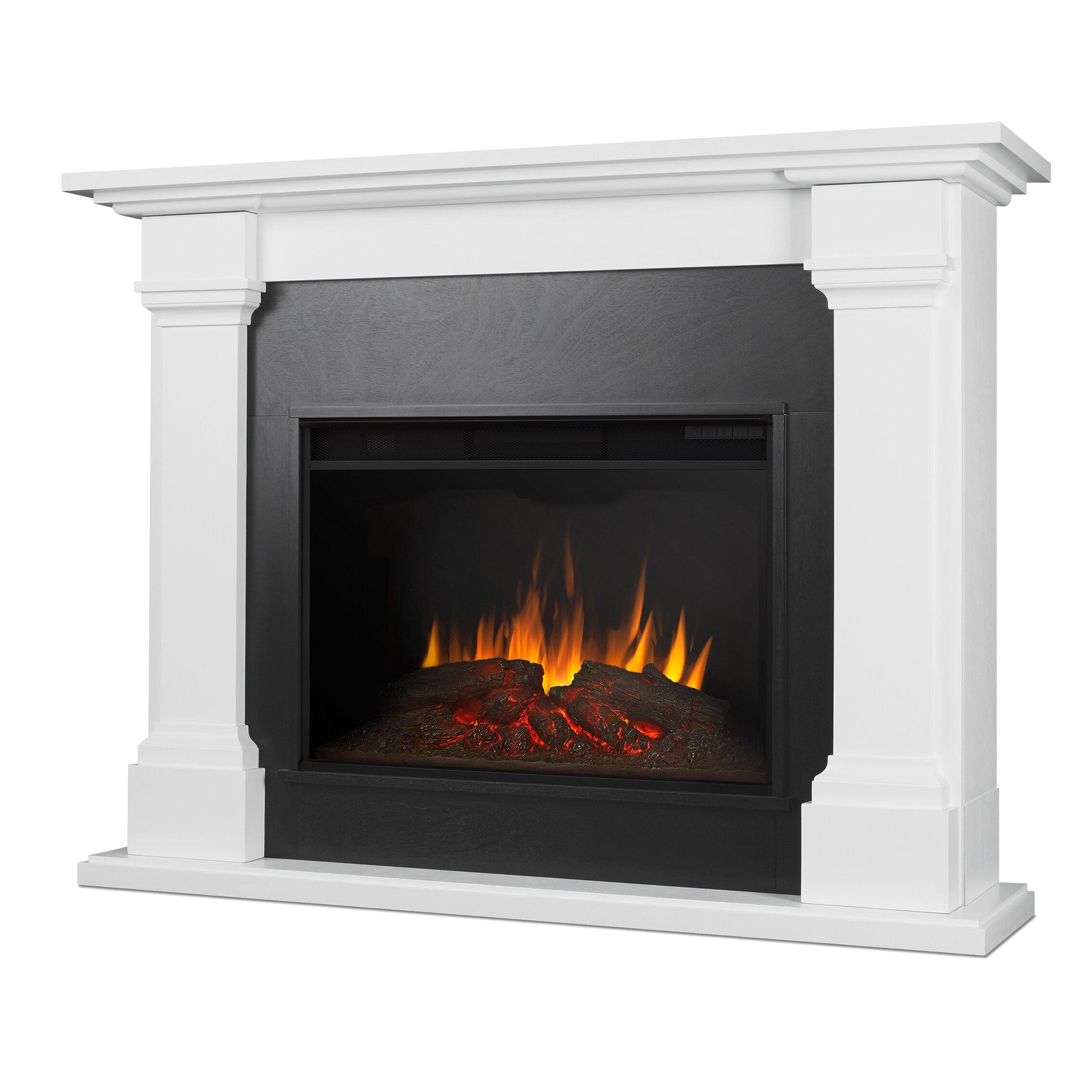 Real Flame Callaway Grand Electric Fireplace Reviews Wayfair