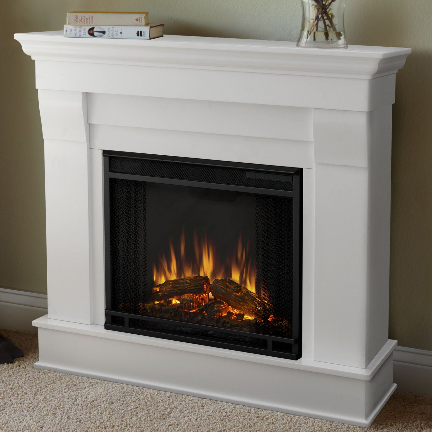 Wayfair fireplace