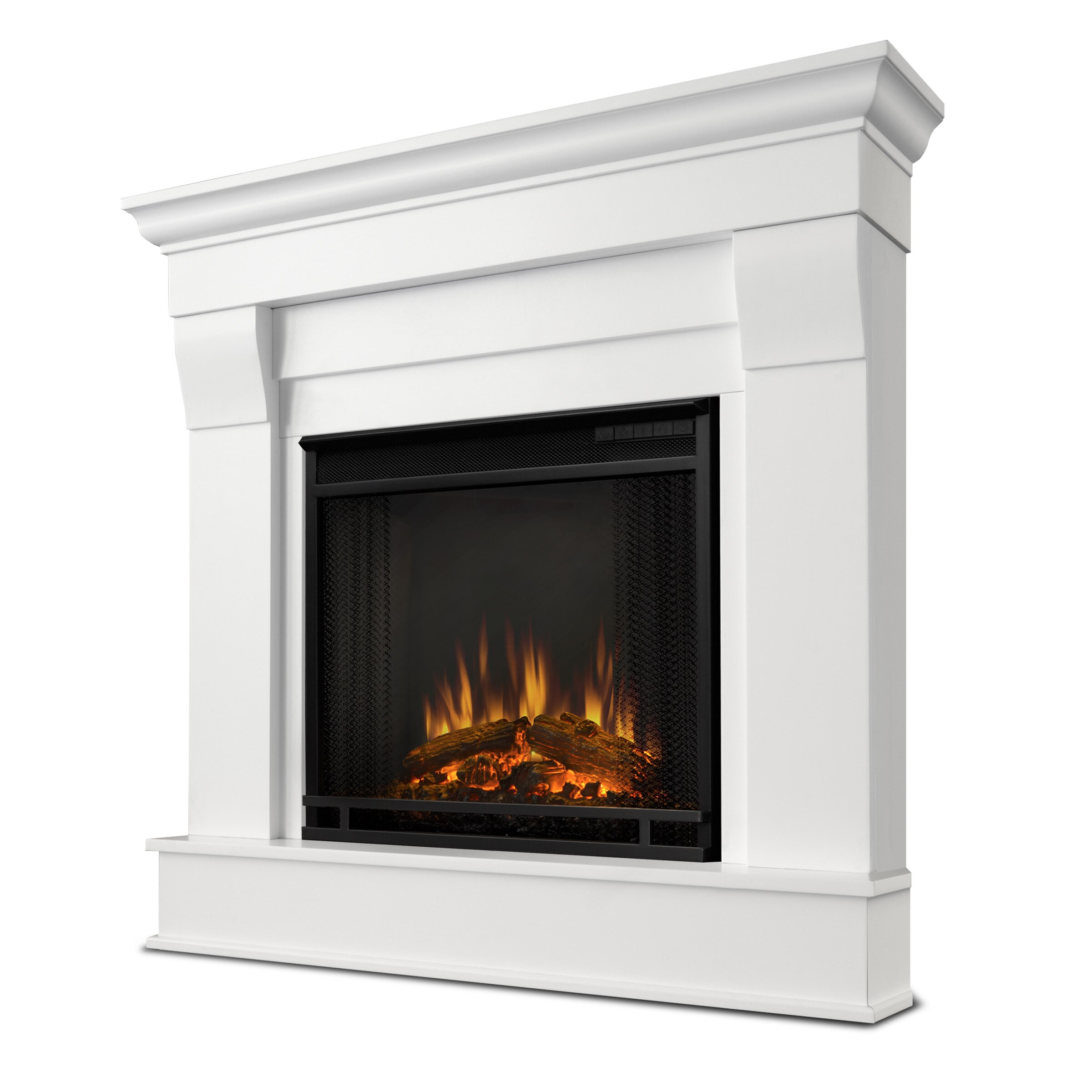 title | Electric Fireplace Corner