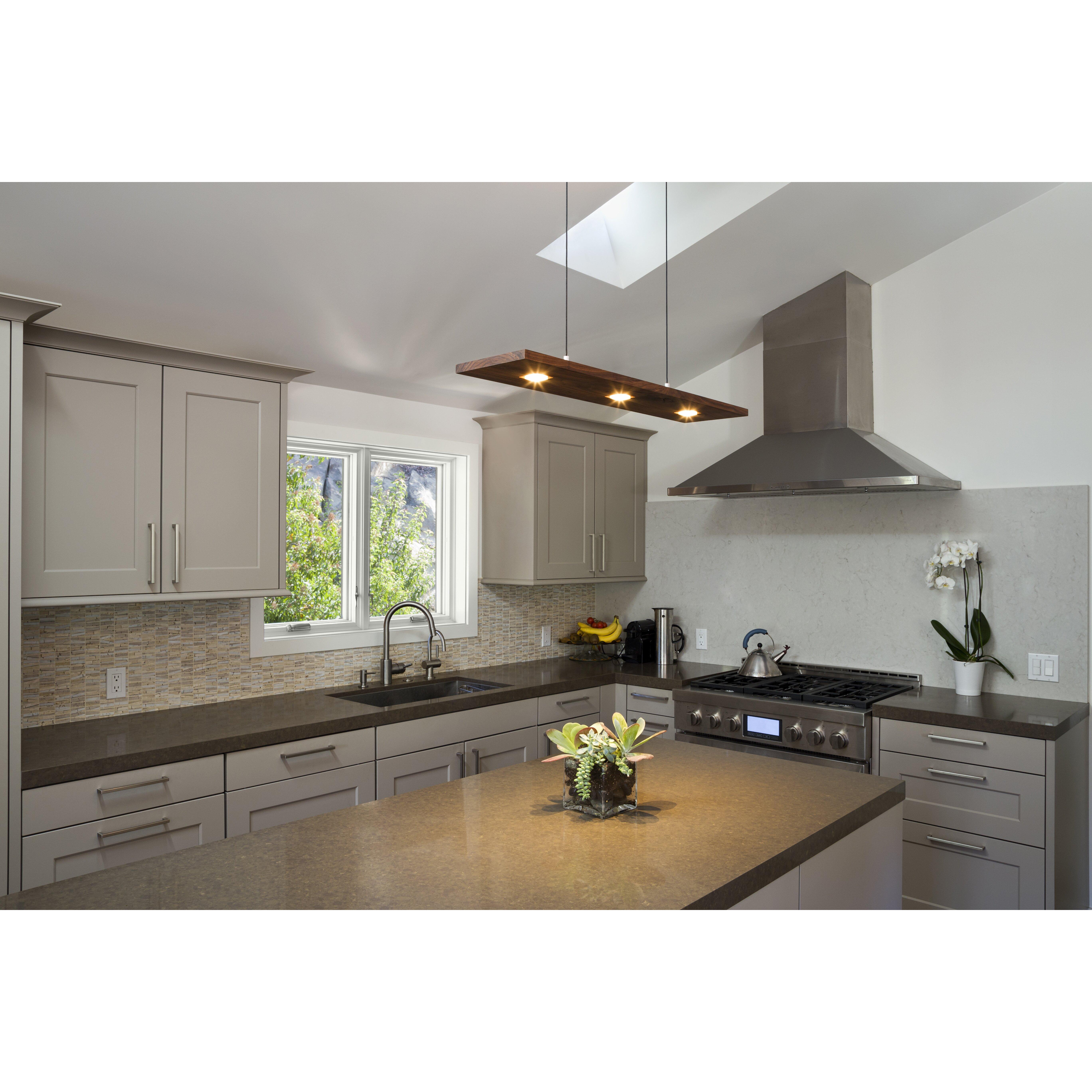 Cerno Vix 5 Light Kitchen Island Pendant & Reviews