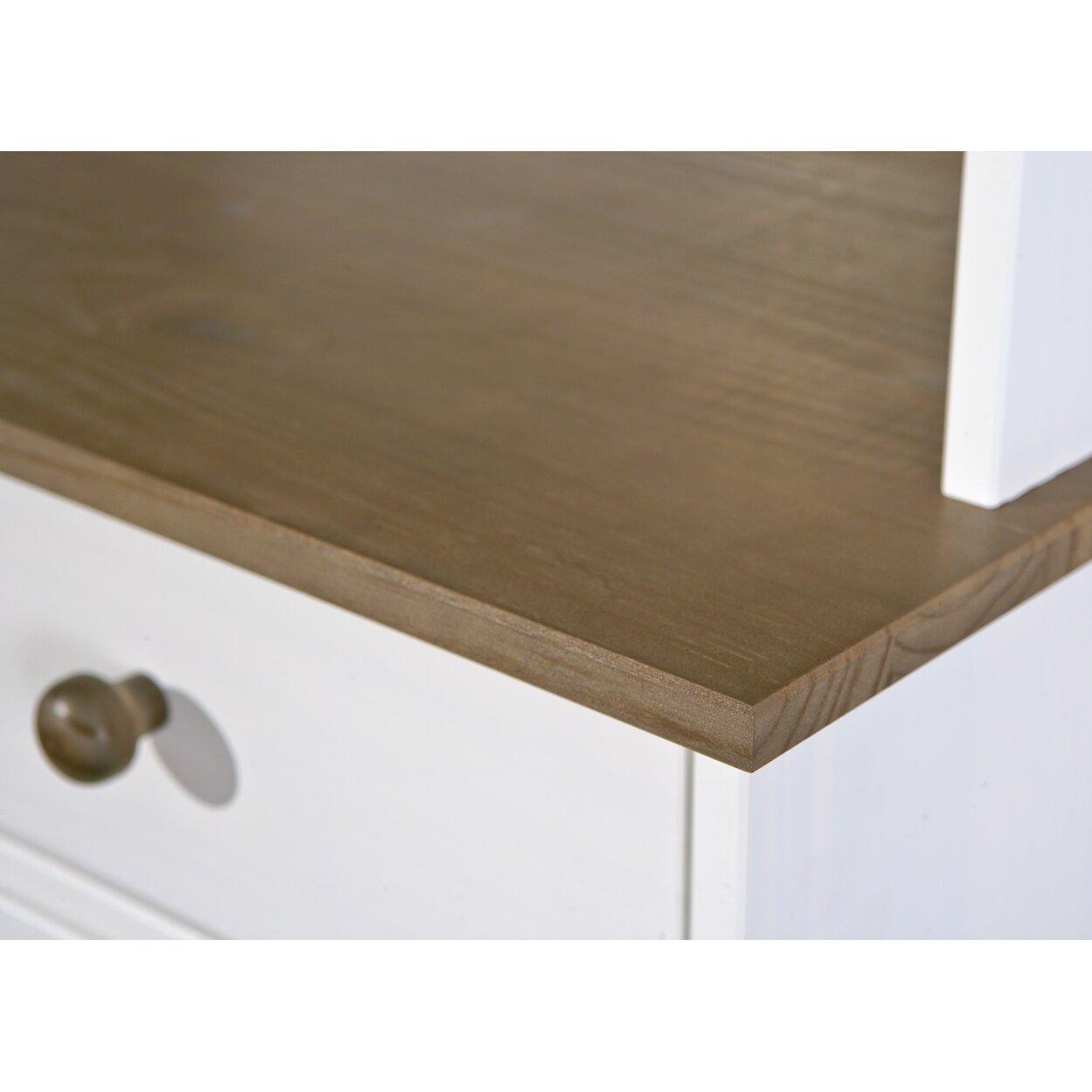 interlink buffetschrank aus massivholz bewertungen. Black Bedroom Furniture Sets. Home Design Ideas
