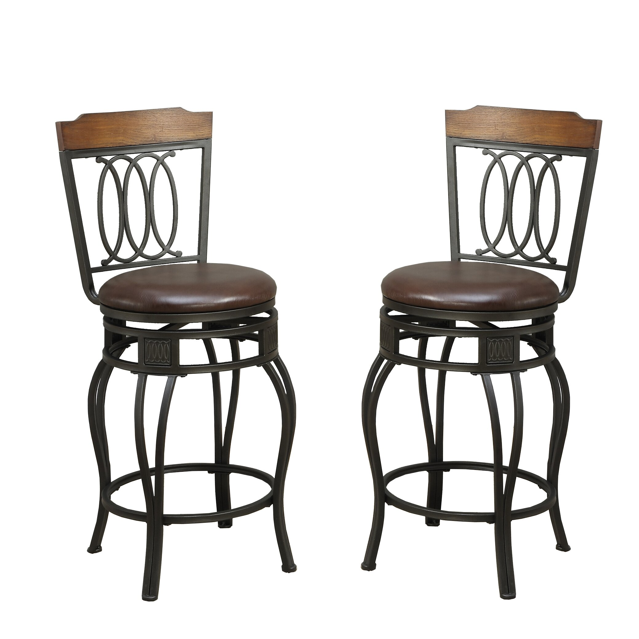 Kartell Counter Stool Charles Ghost Stool 2 Pack