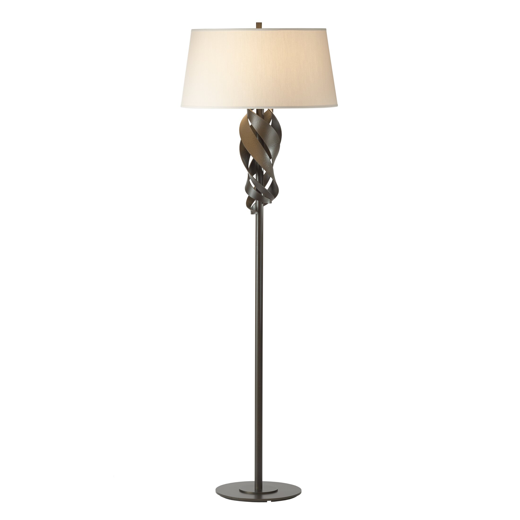 "Hubbardton Forge Lamp Shades: Hubbardton Forge Folio 59.6"" Floor Lamp"