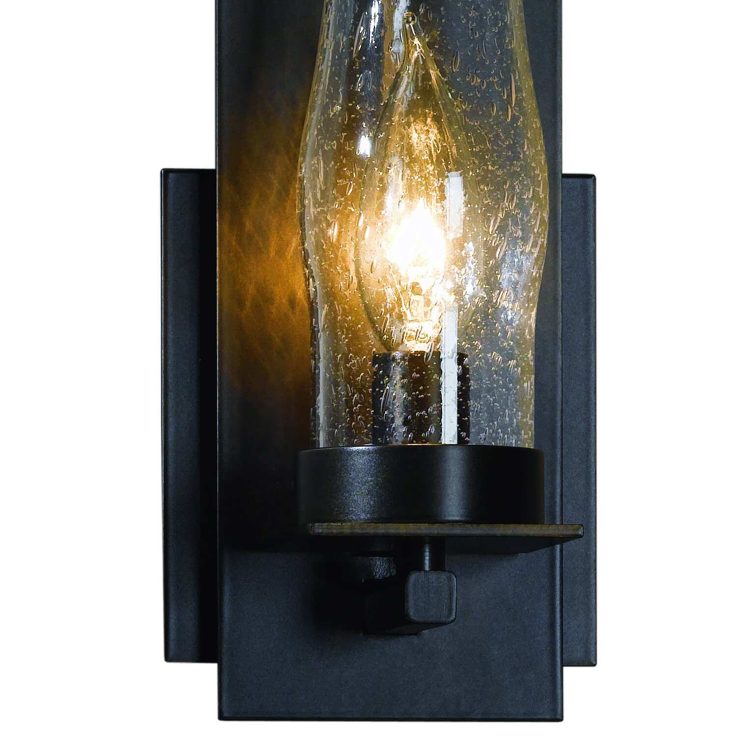 Hubbardton Forge New Town 1 Light Wall Sconce & Reviews