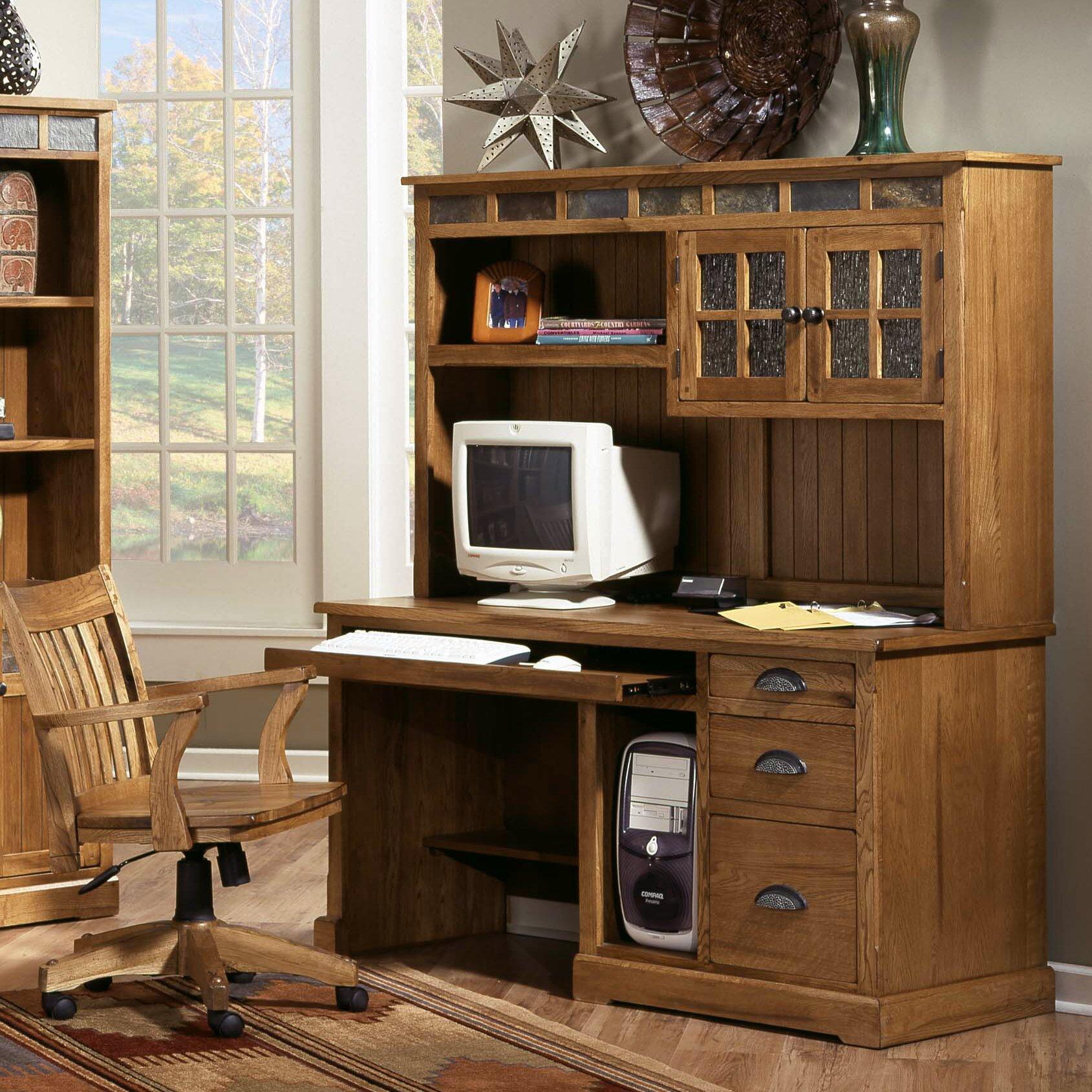 Sunny Designs Sedona Computer Desk Amp Reviews Wayfair