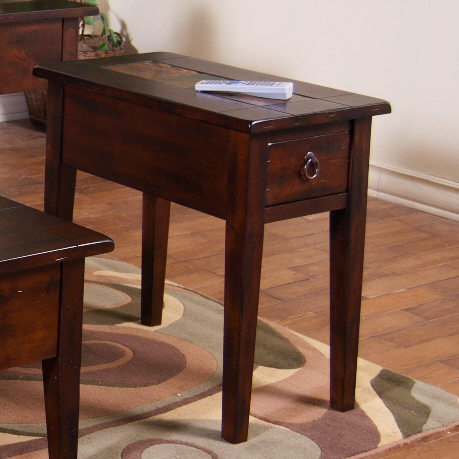 Sunny Designs Santa Fe End Table & Reviews | Wayfair