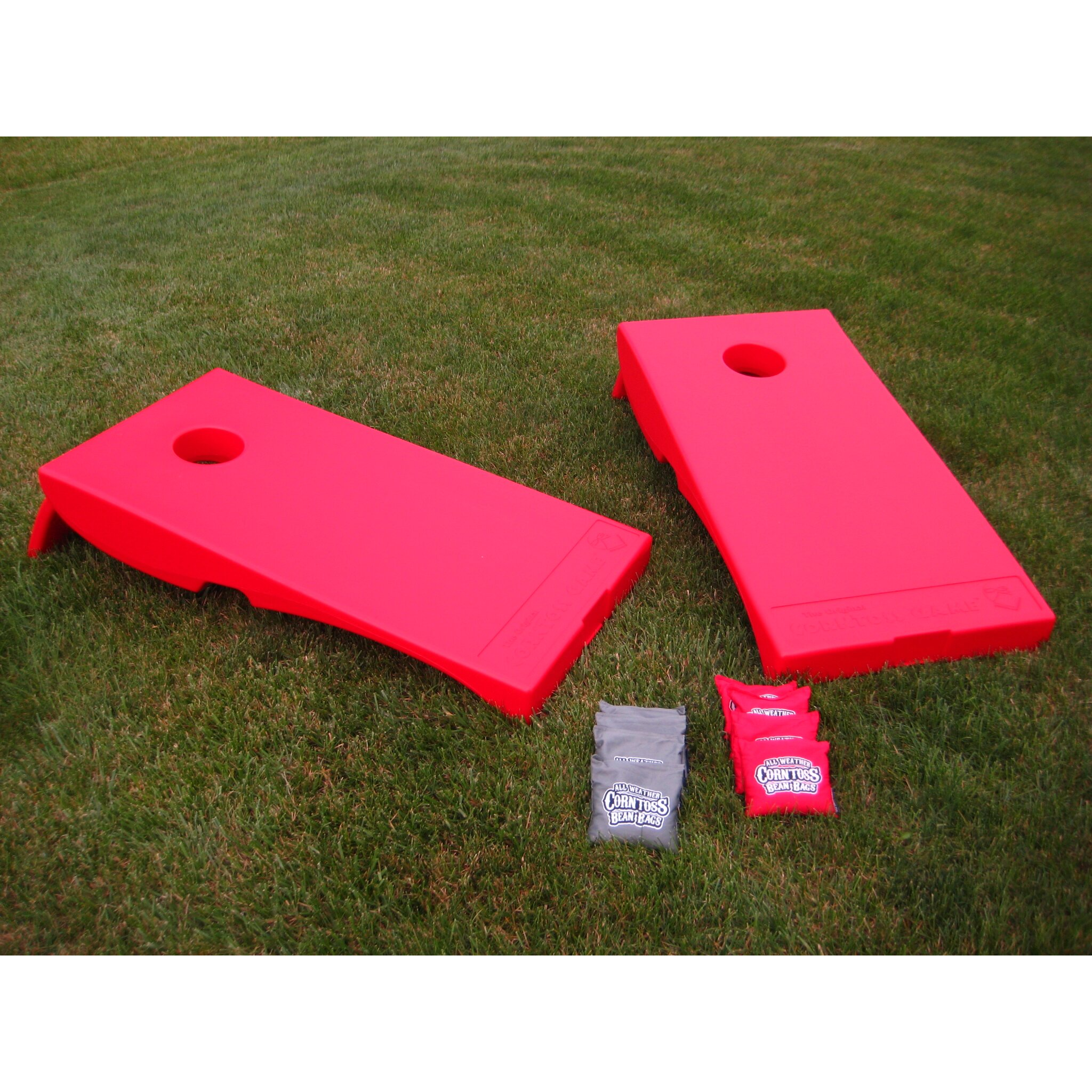 driveway games company all weather corntoss bean bag game. Black Bedroom Furniture Sets. Home Design Ideas